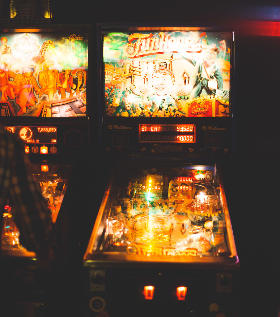 Pinball 2 Bit Lower East Side NYC