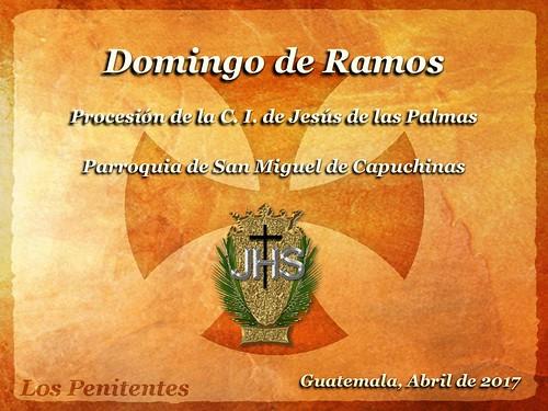 Domingo de Ramos Capuchinas