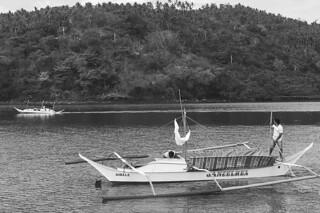 Sibale island - Boats bq