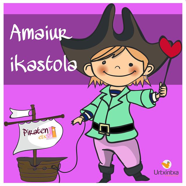 Egonaldi Pirata- Amaiur ikastola 2017/05/10-12
