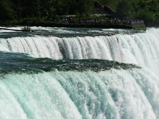 Stunning Waterfalls From The US: Niagara Falls, New York, USA