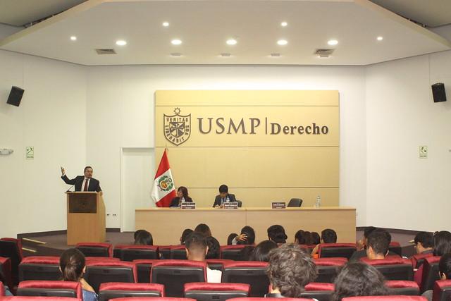 """Facultad de Derecho de la USMP desarrolló conversatorio: """"Importancia de la relación entre el Derecho y la Literatura en el mundo de hoy"""""""