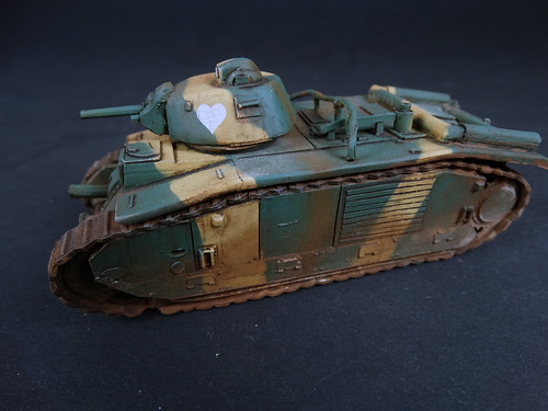Bolt Action - French Char B1