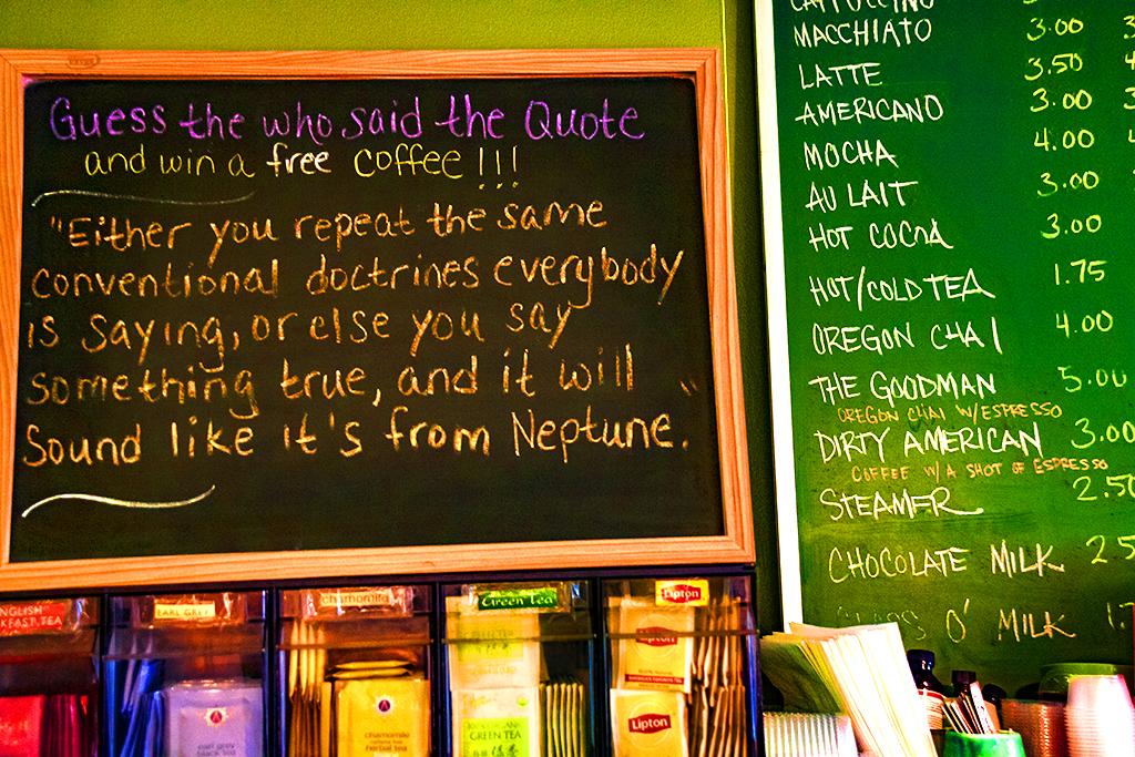 Gleaner's Cafe--Italian Market