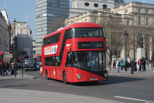 Metroline LT116 LTZ1116