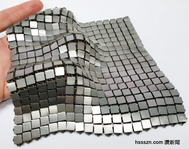 Futuristic-Chainmail
