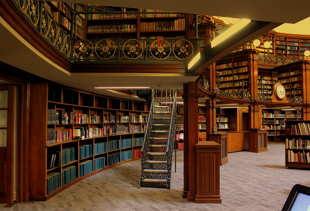 Room In Library