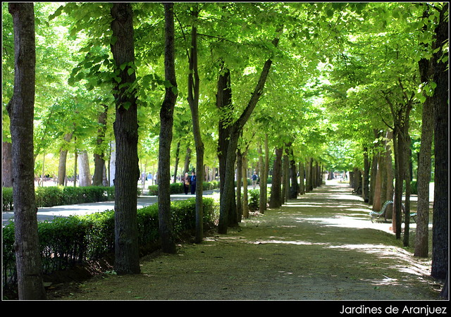 Jardines de aranjuez en mayo flickr photo sharing for Jardines de aranjuez horario