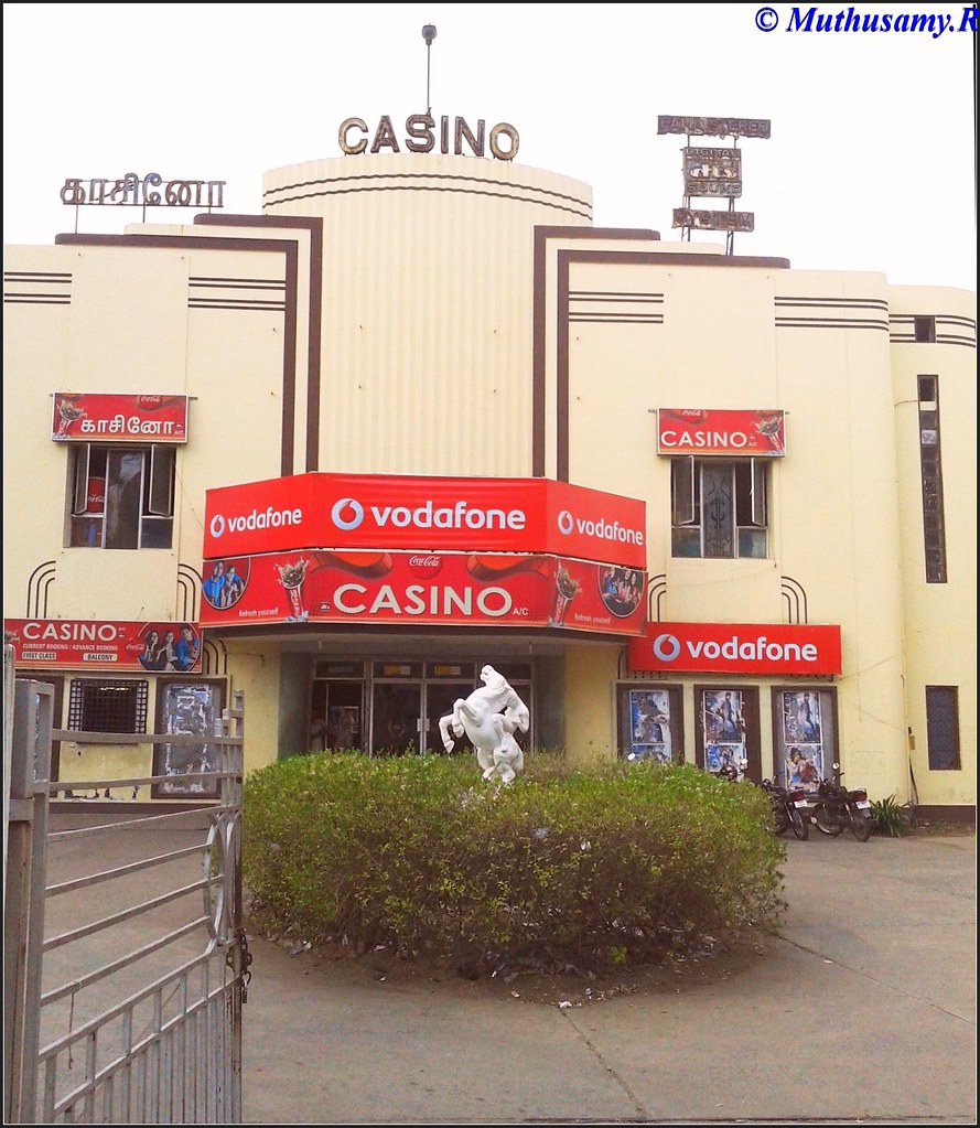 The Casino Theatre Cinema Hall Blackers Road Chintadri