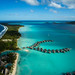 InterContinental Bora Bora Resort & Thalasso Spa seen from a kite