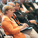 Angela Merkel im Christlichen Gästezentrum Schönblick