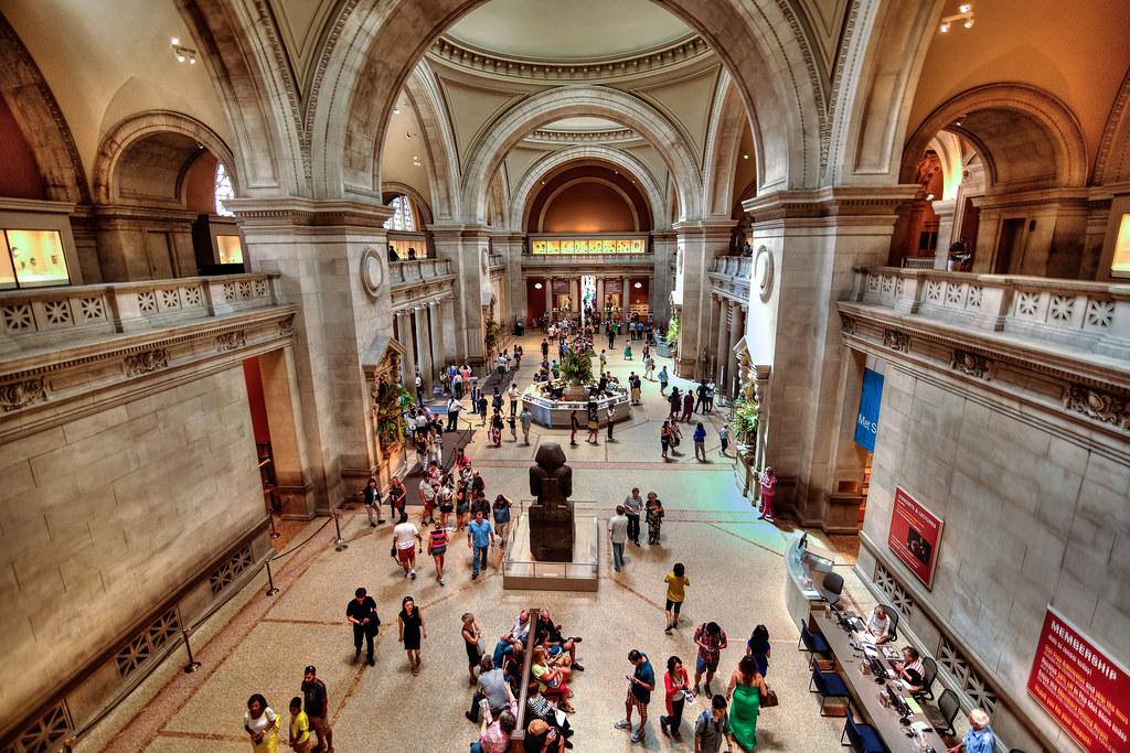 Inside the Metropolitan Museum