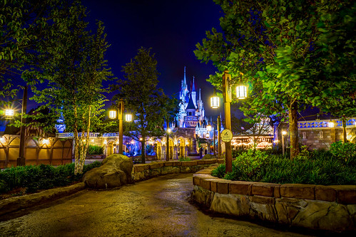 Magic Kingdom: Cinderella Castle / Fantasyland | by Hamilton!