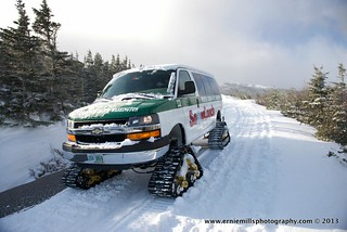 SnowCoach | by Mt.Washington Auto Road