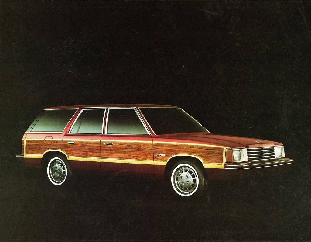 1981 Dodge Aries Station Wagon | Alden Jewell | Flickr