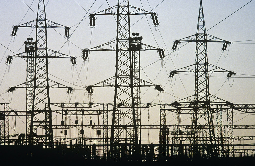 Electricity Grid Italy
