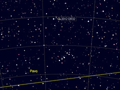 asteroid 2012 DR32