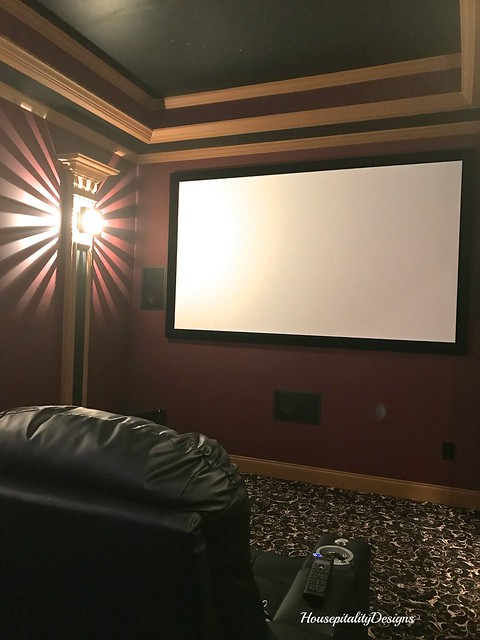 Family Theater-Housepitality Designs
