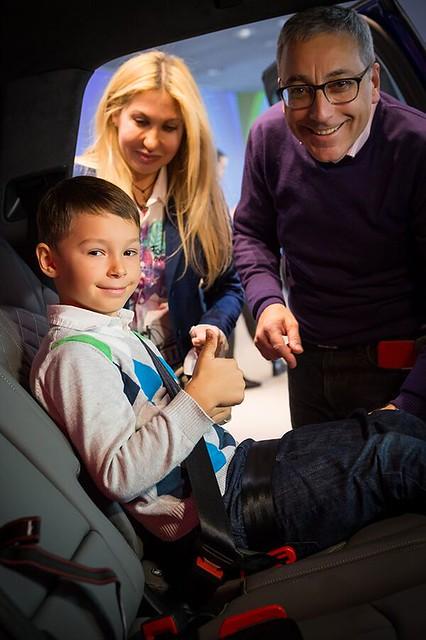 Презентация бустера Mifold и Public talk «Дети в автомобиле»