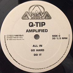Q-TIP:AMPLIFIED(LABEL SIDE-C)