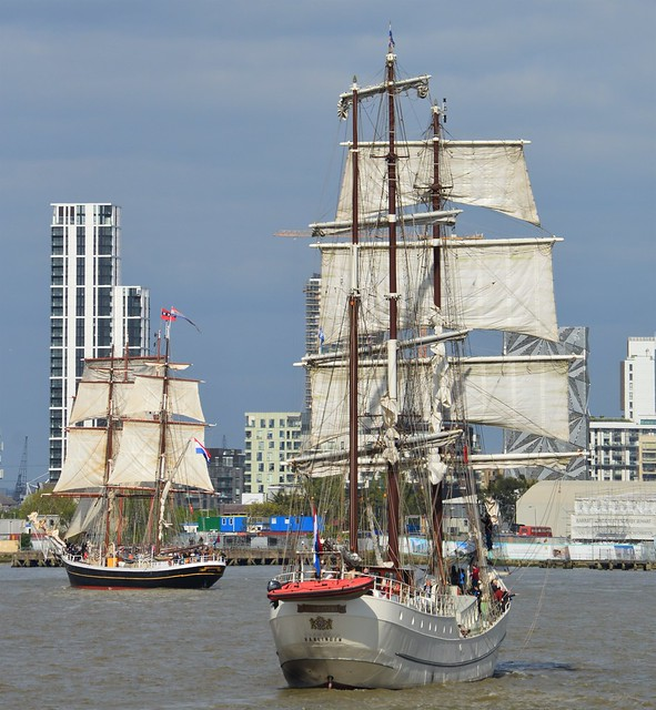 Tall Ship (43) @ River Thames 13-04-17