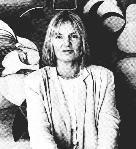 Pauline Bewick