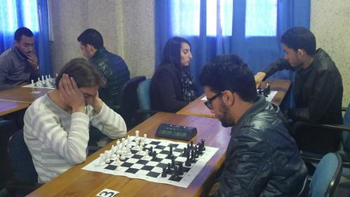 Championnat d'échecs zone Alger Est