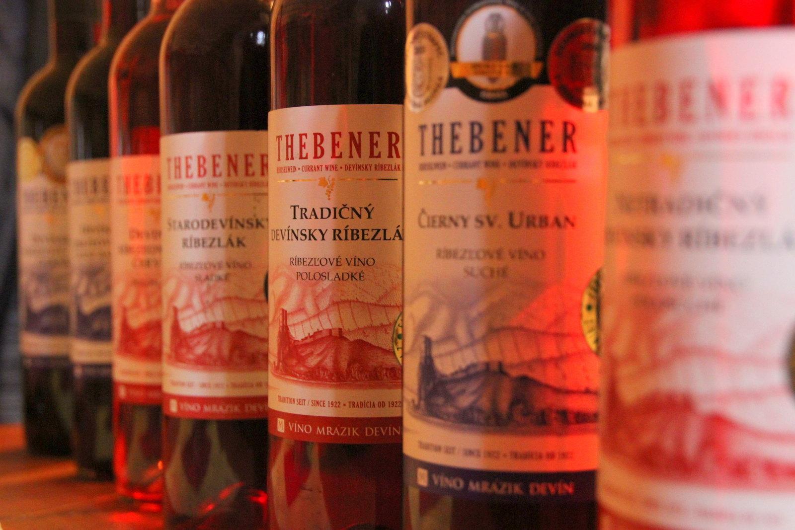 Thebener wines