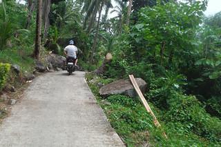 Sibale island - Motorcycle ride