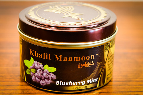 Khalil Maamoon Blueberry Mint