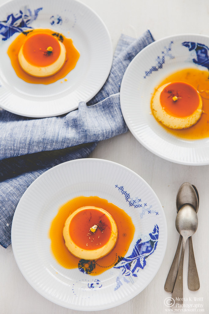 Chamomile Saffron Cream Caramel-by Meeta K. Wolf-5