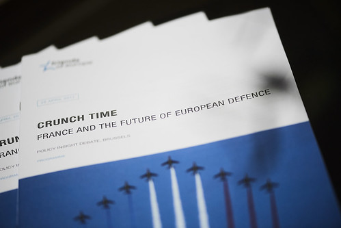 Crunch time - France and the future of European defence