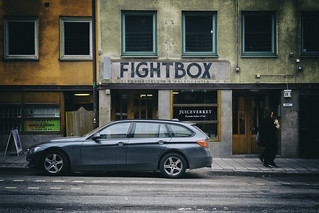Fightbox | by kaffealskare