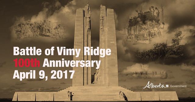 Vimy Ridge 100th Anniversary
