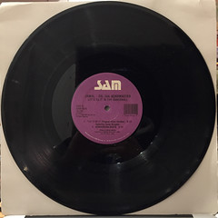 JAMAL-SKI THE BEADMASTER:LET'S DO IT IN THE DANCEHALL(RECORD SIDE-B)