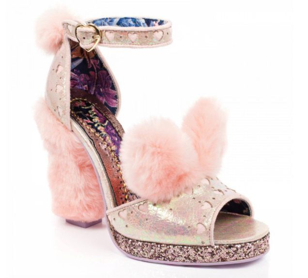 irregular choice bunny heels