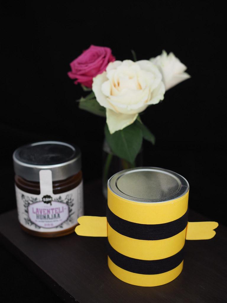 hunaja-paketointi