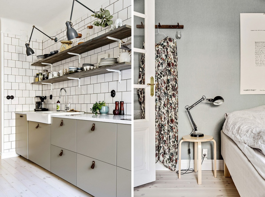 Classy Swedish Home