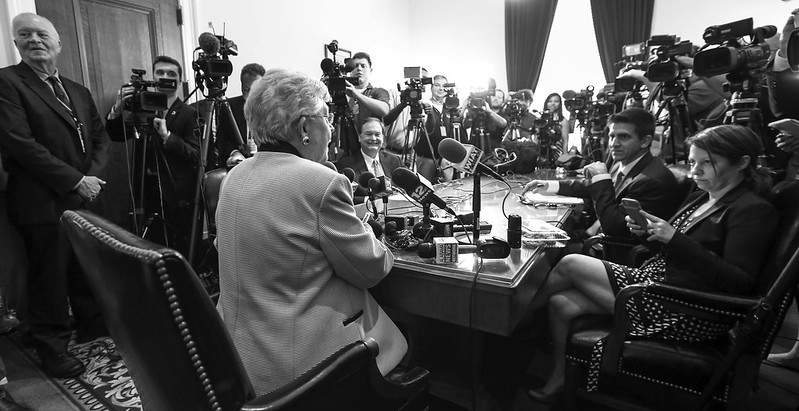 Gov. Kay Ivey Meets the Press