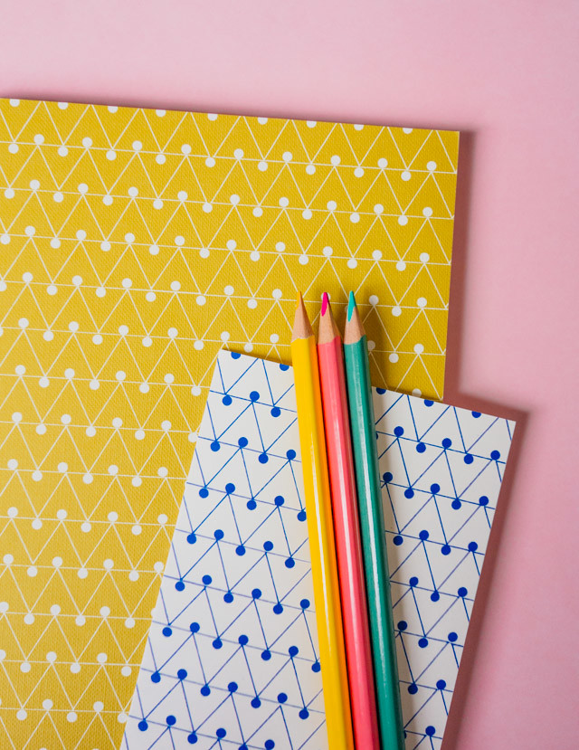 ola studio notebook and card