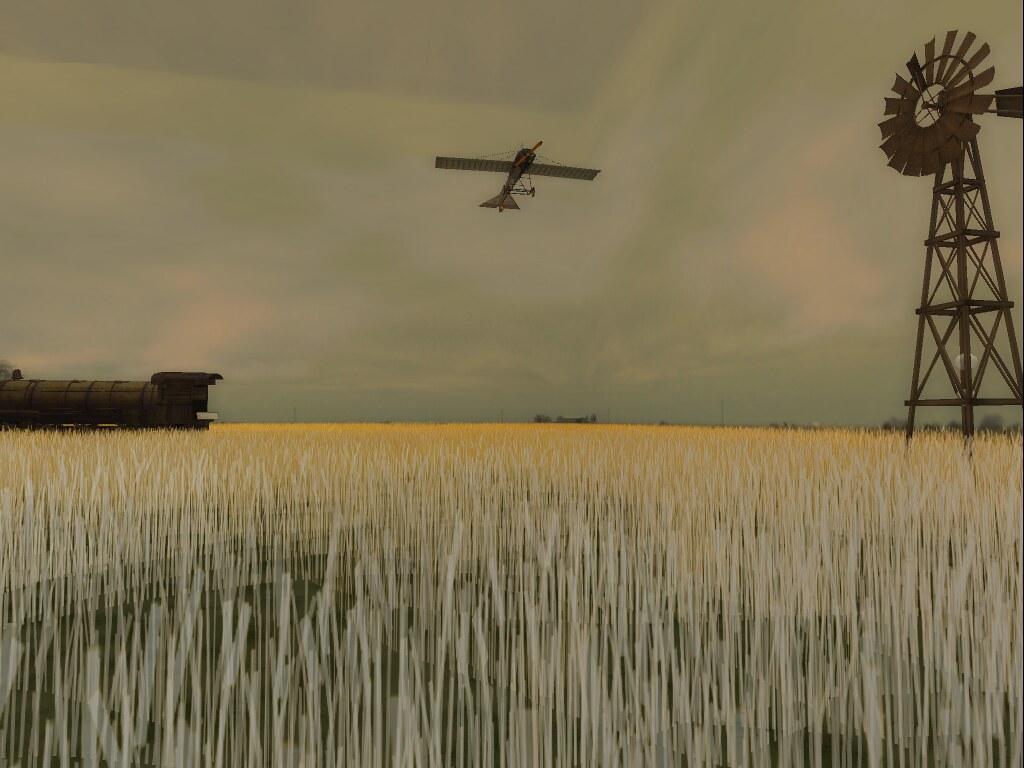 The Far Away, Dreamworld North (197, 152, 22)