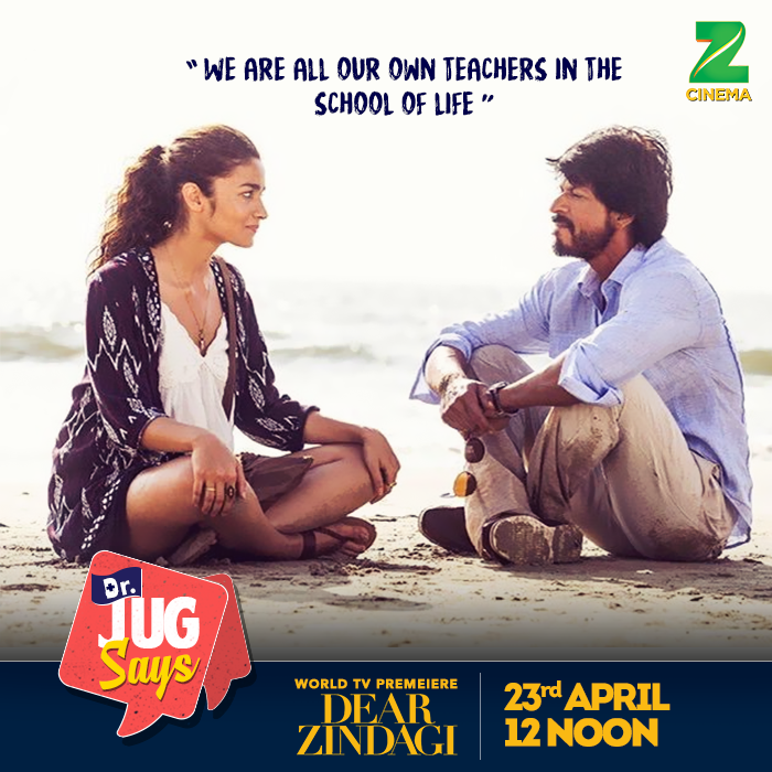 Dear Zindagi - Hindi Movie 2016