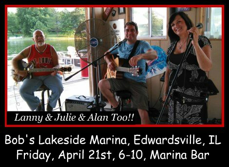 Lanny & Julie & Alan Too 4-21-17