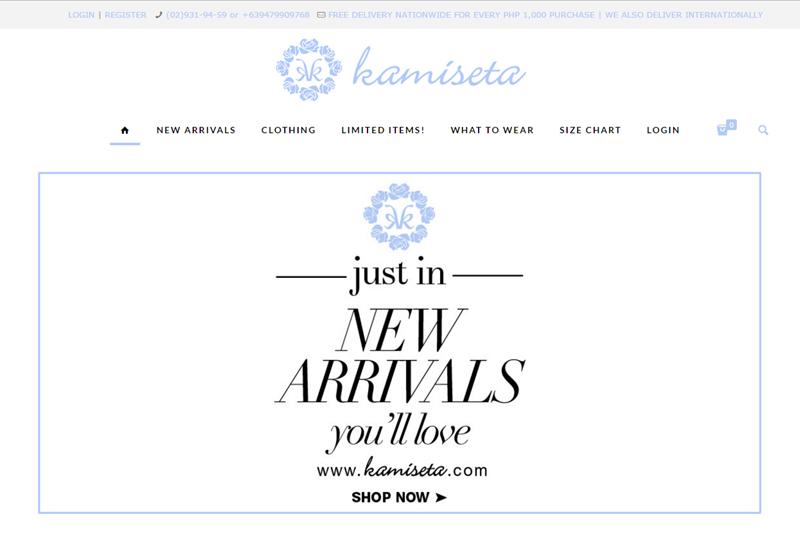 Kamiseta Online Shopping