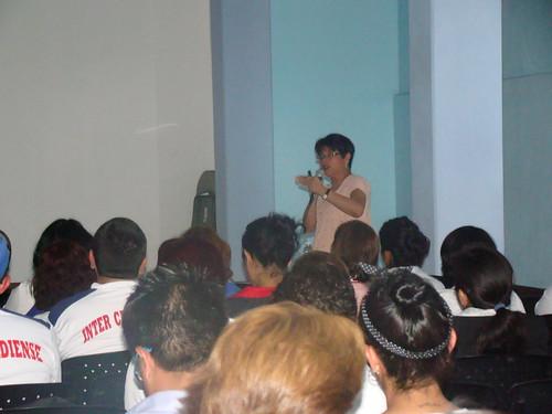 Conferencias a docentes