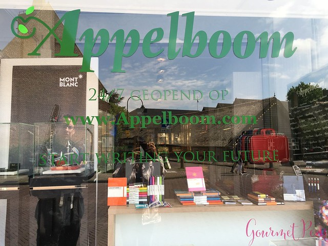 Field Trip Appelboom Pennen in Laren, The Netherlands 2017 1