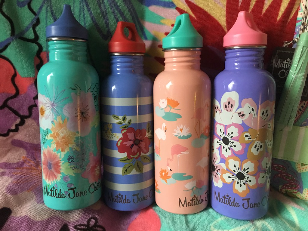 Matilda Jane Water Bottles