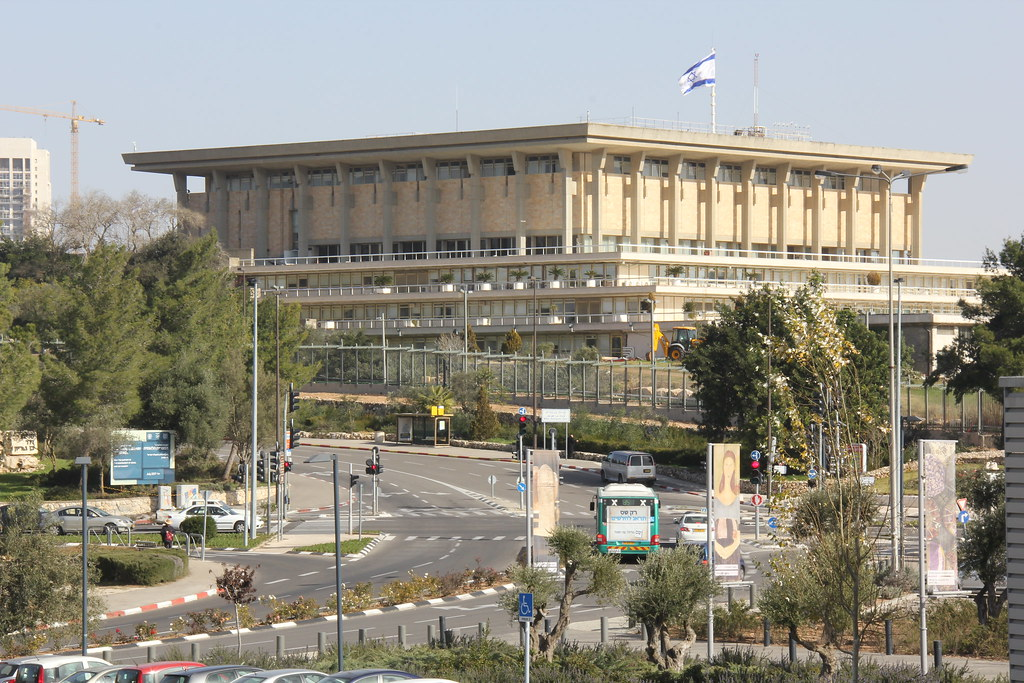 Knesset sede do parlamento israelense jerusal m flickr for Parlamento sede