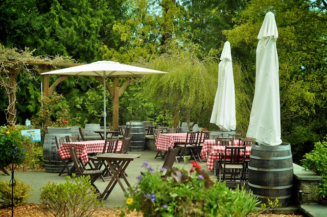 Winery In Vancouver Island