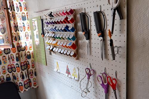 Craft Closet (7/2013)